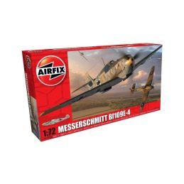 Airfix Messerschmitt Bf-109E-4 (1:72) - 1