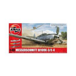 Airfix Messerschmitt Bf-109E-3/E-4 (1:48) - 1