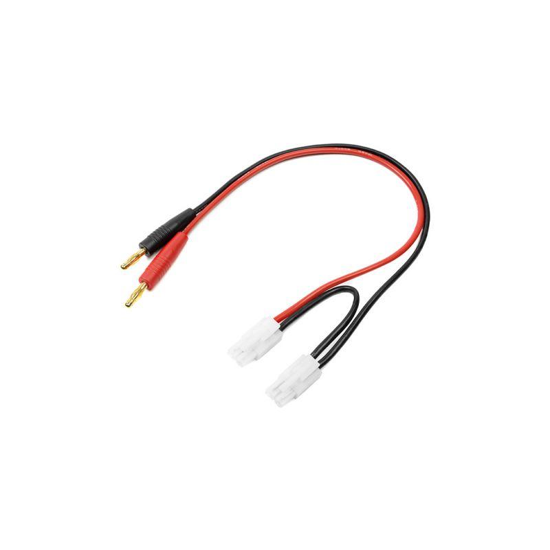 Nabíjecí kabel - Tamiya sériový 14AWG 30cm - 1