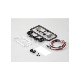 Killerbody zpětná zrcátka typ F s LED - 1