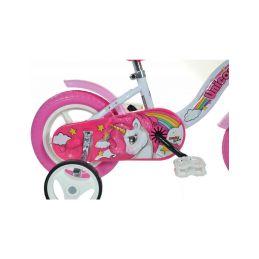 """DINO Bikes - Dětské kolo 10"""" Jednorožec - 3"""