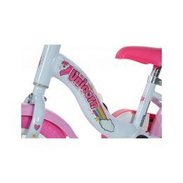 """DINO Bikes - Dětské kolo 10"""" Jednorožec - 4"""
