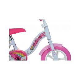 """DINO Bikes - Dětské kolo 10"""" Jednorožec - 5"""