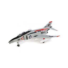 E-flite F-4 Phantom II 0.9m SAFE Select BNF Basic - 1