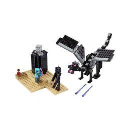LEGO Minecraft - Souboj ve světě End - 1