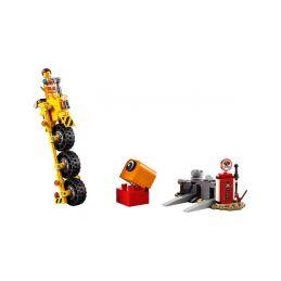 LEGO Movie - Emmetova tříkolka - 1