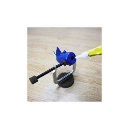 Modelcraft mini svěrky 3ks s magnetickým stojánkem - 2