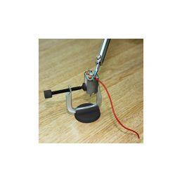 Modelcraft mini svěrky 3ks s magnetickým stojánkem - 4