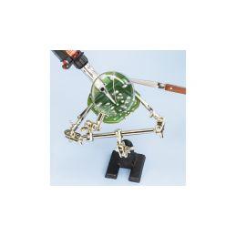 Modelcraft stojánek s lupou a svorkami - 3