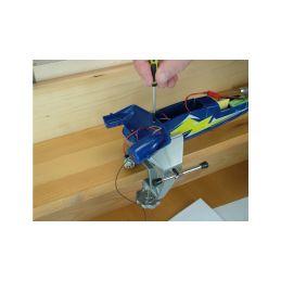 Modelcraft mikro svěrák 50mm - 4