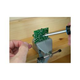 Modelcraft mikro svěrák 50mm - 5