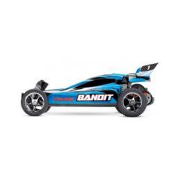 Traxxas Bandit 1:10 RTR modrý - 15