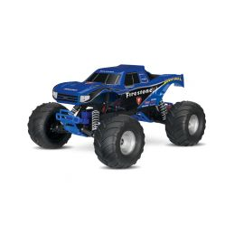 Traxxas Big Foot 1:10 RTR modrý - 15