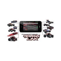 Traxxas Nitro Revo 1:8 TQi s BlueTooth RTR červené - 84