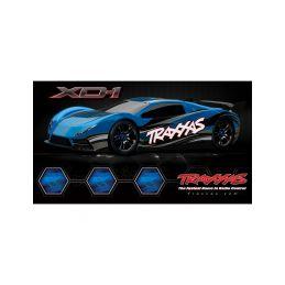 Traxxas XO-1 1:7 TQi BlueTooth RTR černé - 3