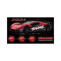 Traxxas XO-1 1:7 TQi BlueTooth RTR černé - 4