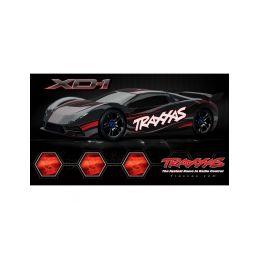 Traxxas XO-1 1:7 TQi BlueTooth RTR černé - 5