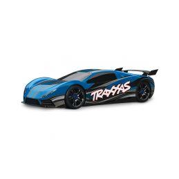 Traxxas XO-1 1:7 TQi BlueTooth RTR černé - 12