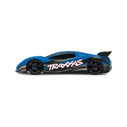 Traxxas XO-1 1:7 TQi BlueTooth RTR černé - 23