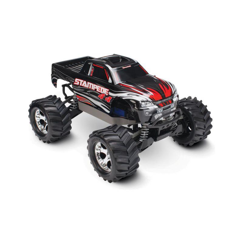 Traxxas Stampede 1:10 4WD RTR černý - 1