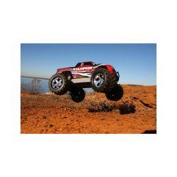 Traxxas Stampede 1:10 4WD RTR červený - 3