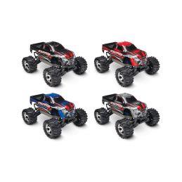 Traxxas Stampede 1:10 4WD RTR červený - 12
