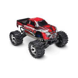 Traxxas Stampede 1:10 4WD RTR červený - 19