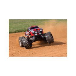 Traxxas Stampede 1:10 4WD RTR stříbrný - 4
