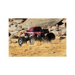 Traxxas Stampede 1:10 4WD RTR stříbrný - 5