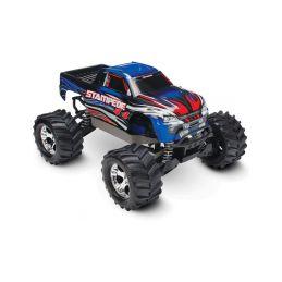 Traxxas Stampede 1:10 4WD RTR stříbrný - 18