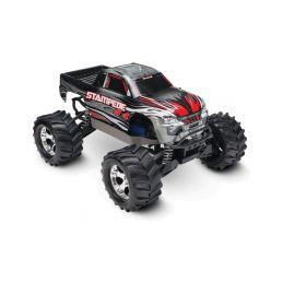 Traxxas Stampede 1:10 4WD RTR stříbrný - 20