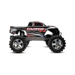 Traxxas Stampede 1:10 4WD RTR stříbrný - 21
