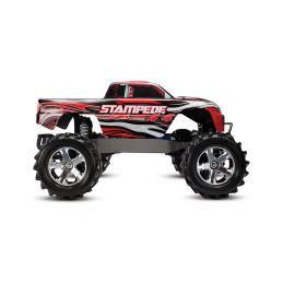 Traxxas Stampede 1:10 4WD RTR stříbrný - 23