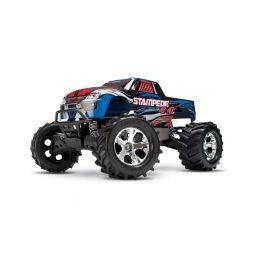 Traxxas Stampede 1:10 4WD RTR stříbrný - 26