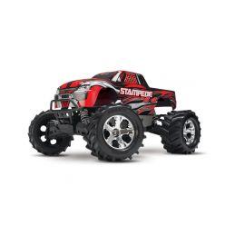 Traxxas Stampede 1:10 4WD RTR stříbrný - 27