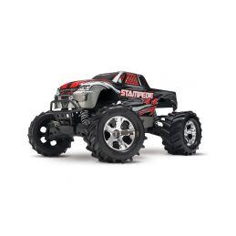 Traxxas Stampede 1:10 4WD RTR stříbrný - 28
