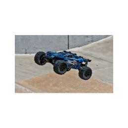 Traxxas Rustler 1:10 4WD RTR modrý - 2