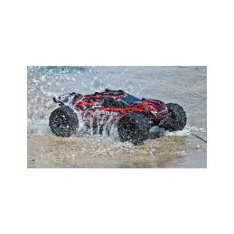 Traxxas Rustler 1:10 4WD RTR modrý - 8