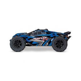 Traxxas Rustler 1:10 4WD RTR modrý - 11