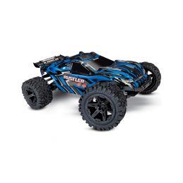 Traxxas Rustler 1:10 4WD RTR modrý - 13