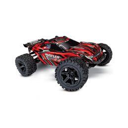 Traxxas Rustler 1:10 4WD RTR modrý - 14
