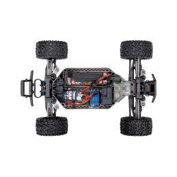 Traxxas Rustler 1:10 4WD RTR modrý - 19