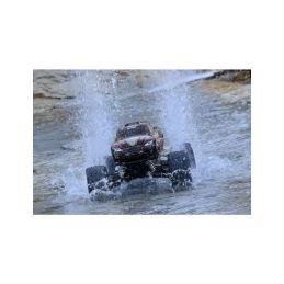 Traxxas Stampede 1:10 VXL 4WD TQi RTR červený - 10