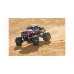 Traxxas Stampede 1:10 VXL 4WD TQi RTR červený - 12