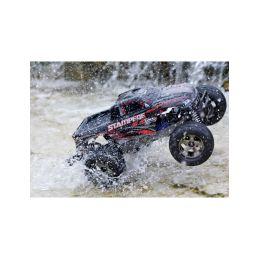 Traxxas Stampede 1:10 VXL 4WD TQi RTR červený - 14