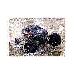 Traxxas Stampede 1:10 VXL 4WD TQi RTR červený - 15
