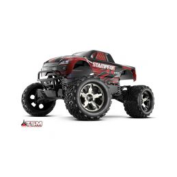 Traxxas Stampede 1:10 VXL 4WD TQi RTR červený - 21