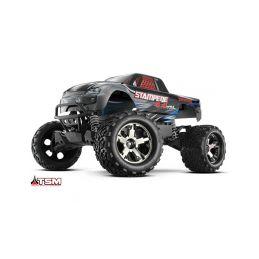 Traxxas Stampede 1:10 VXL 4WD TQi RTR červený - 22