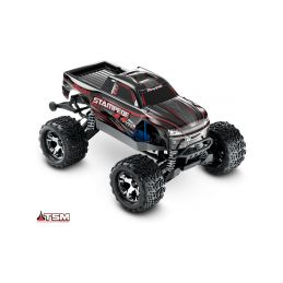 Traxxas Stampede 1:10 VXL 4WD TQi RTR červený - 23
