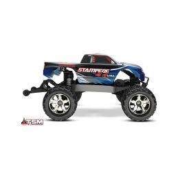 Traxxas Stampede 1:10 VXL 4WD TQi RTR červený - 32
